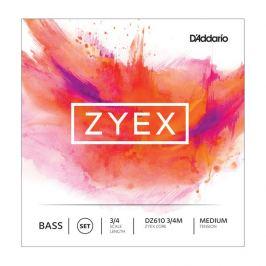 D'Addario Zyex cbs 3/4 M