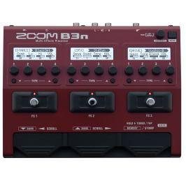 Zoom B3n Multiefekty