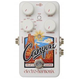 Electro-Harmonix Canyon Delay a echo