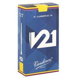 Vandoren Bb Clarinet V21 2.5 - box Hudební nástroje a technika