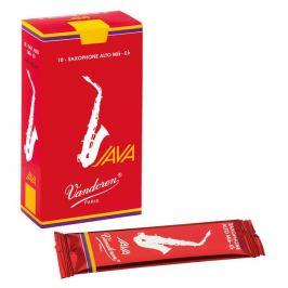 Vandoren Alt Saxofon Java Red 4 - box