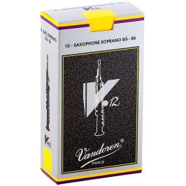 Vandoren Soprano Sax V.12 2.5 - box