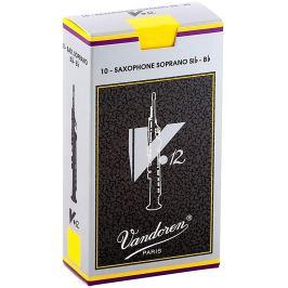 Vandoren Soprano Sax V.12 3 - box Hudební nástroje a technika