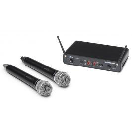 Samson Concert 288 Handheld H Bezdrátové sety s více vysílači