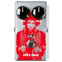 Dunlop JHM5 Jimi Hendrix Fuzz Face Distortion, overdrive, boost