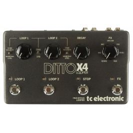 tc electronic Ditto X4 Looper Loopery