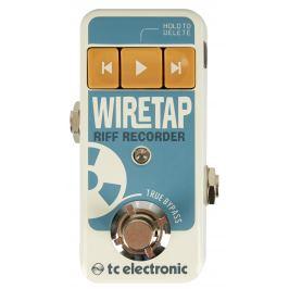 tc electronic WireTap Riff Recorder Ostatní pedálové efekty