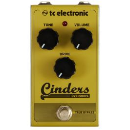 tc electronic Cinders Overdrive Distortion, overdrive, boost