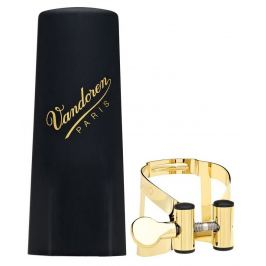 Vandoren Soprano Sax M|O Pc Goldplated 24K