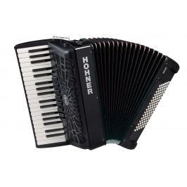 Hohner Bravo III 96 black Silent Key Klávesové akordeony