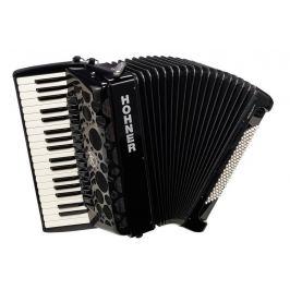 Hohner Amica Forte IV 96 black Klávesové akordeony