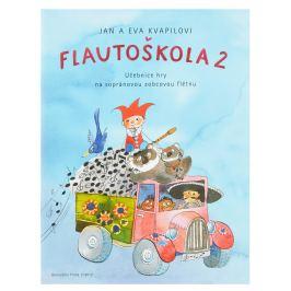 KN Flautoškola 2 - Učebnice hry na sopránovou zobcovou flétnu