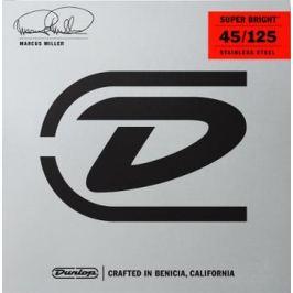Dunlop MARCUS MILLER SUPER BRIGHT™ BASS STRINGS SET/5