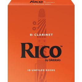 Rico D'Addario Bb Clarinet 1,5 10