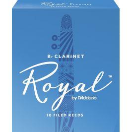D'Addario Rico Royal Bb Clarinet 3, 10
