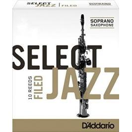 Rico Select Jazz Soprano Sax FLD, 2M, 10