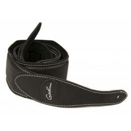 Godin Black Padded Leather & Suede w/Patch Logo