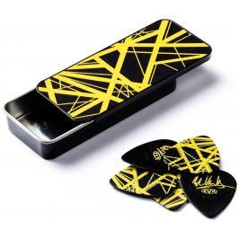 Dunlop EVH Max Grip 0.60 Pick Tin VH II