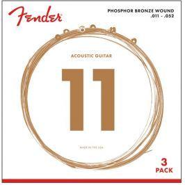 Fender 60CL 3 Pack