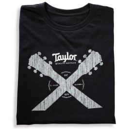 Taylor Double Neck T-Shirt XL