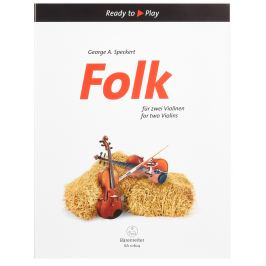 KN Folk for two Violins