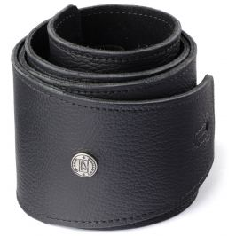 Dunlop BMF Strap Triple Black 3.5 Inch