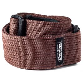 Dunlop Ribbed Cotton Strap Chocolate Brown