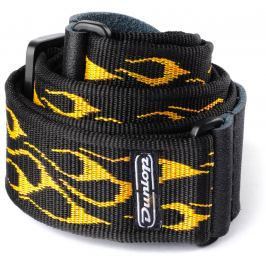 Dunlop Classic Strap Flame Orange