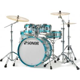 Sonor AQ 2 Stage Set Aqua Silver