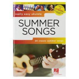 MS Really Easy Ukulele: Summer Songs