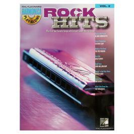 MS Harmonica Play-Along Volume 2: Rock Hits