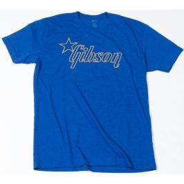 Gibson Star T-Shirt Blue XL