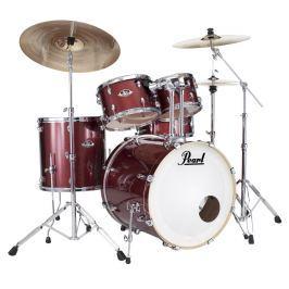 Pearl Export Black Cherry Glitter Studio Set