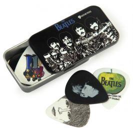 D'Addario Planet Waves Beatles Picks Tin Box Sgt. Peppers
