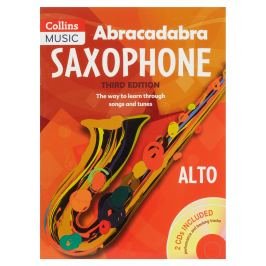 MS Abracadabra Saxophone Alto