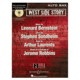 MS West Side Story Play-Along for Alto Sax