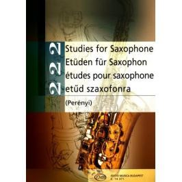 KN 222 Studies for Saxophone
