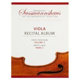 MS Viola Recital Album, svazek 2