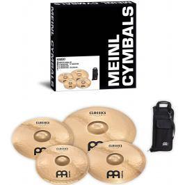 Meinl Classics Custom Cymbal Set 14/16/18/20M