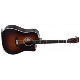 Sigma Guitars DTC-1STE-SB