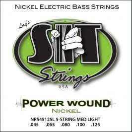 SIT NR 545125L Power Wound 5string