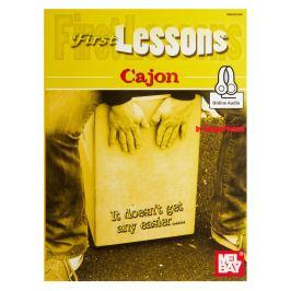 MS Jordan Perlson: First Lessons Cajon
