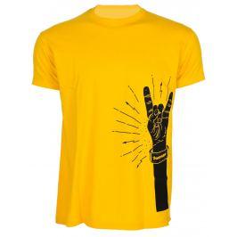 Frontman Tričko žluté M