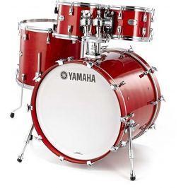 Yamaha Absolute Hybrid Maple Red Autumn Rock Set