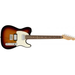 Fender Player Telecaster HH PF 3TS
