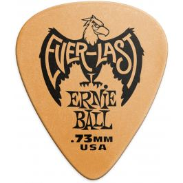 Ernie Ball Everlast Picks 0.73 Orange