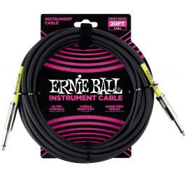 Ernie Ball 20' Classic Cable Black