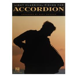 MS Light Classical Pieces For Accordion