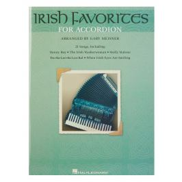 MS Irish Favorites For Accordion