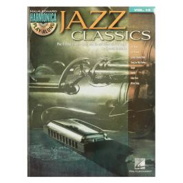 MS Harmonica Play-Along Volume 15: Jazz Classics